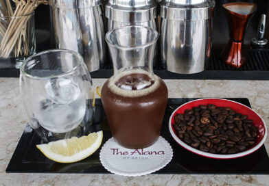 Cold Brew Arabika Wine Gayo Dipadu Infus Lemon dan CO2 Jadilah Ice Cofizz