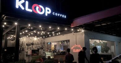 Kloop Coffee : Aroma Kopinya Klop untuk Nongkrong dan Bekerja